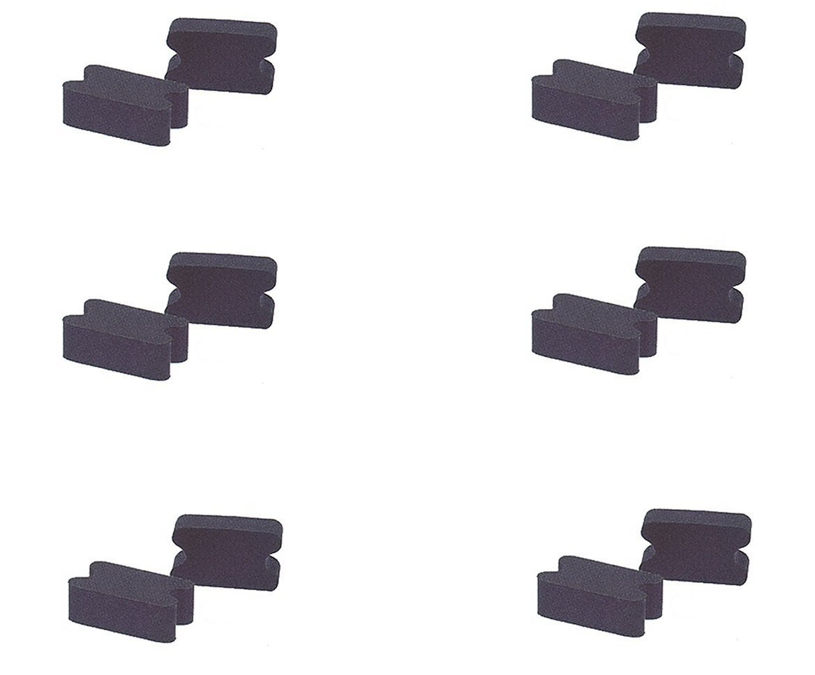 Large 6 Superior 18-1701 Rubber Coil Spring Booster