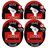 $5 BOSS Revolution International Prepaid Phone Cards | Instant Mobile Top Up | Call Long Distance From The USA | Pin-less Dialing | New Customers Get $1 FREE | (Better Use Boss - Retailer)