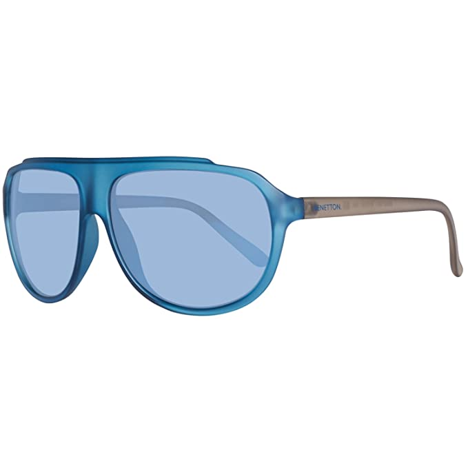 United Colors of Benetton BE921S03 Gafas de Sol, Blue/Grey ...