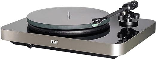 Elac Mira Cord 70 Tocadiscos negro: Amazon.es: Electrónica
