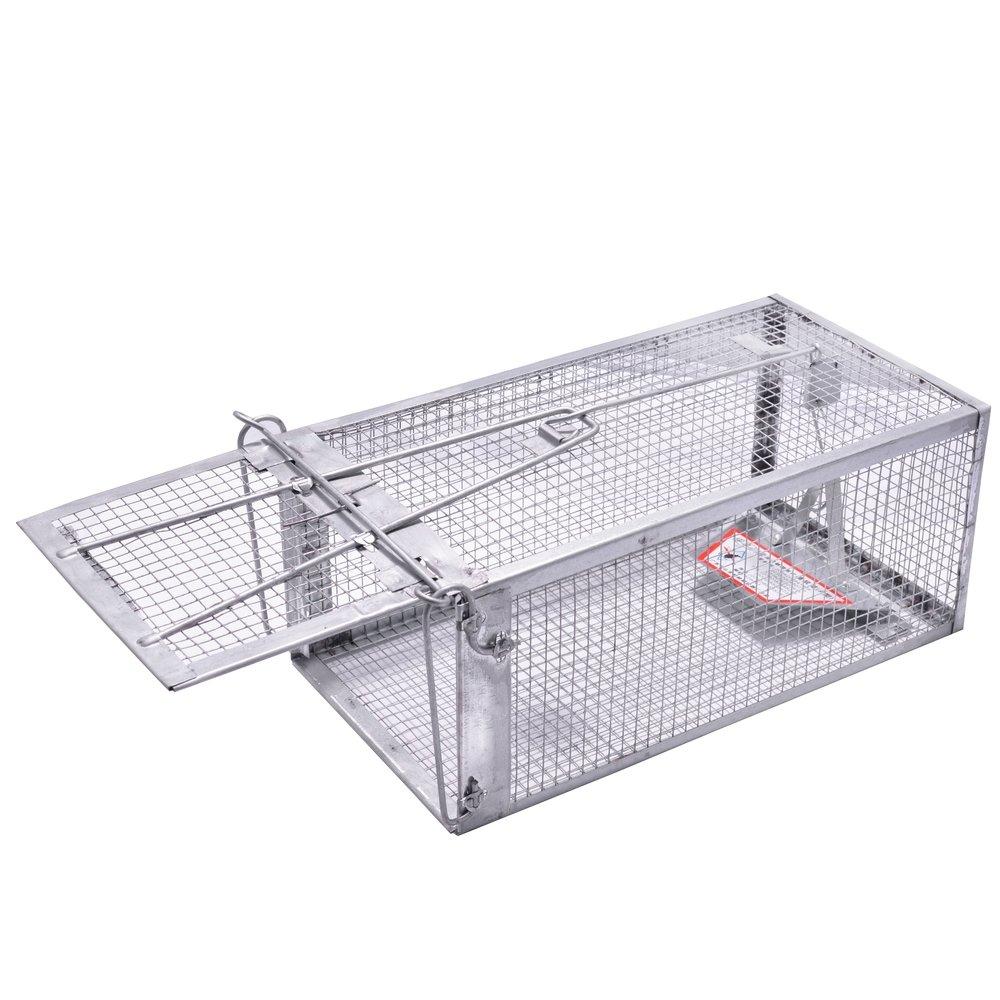 FIXMAN 196052 Humane cage rat Piège 300 x 150 x 130 mm