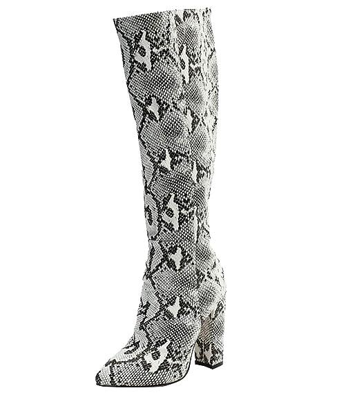 Buy Kolnoo Women's Handmade Knee Boots