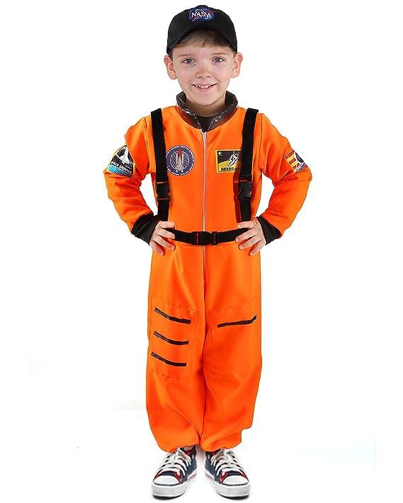 Tacobear Disfraz Astronauta Niño Juego de Roles para Astronauta ...