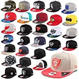 New Era Cap 9Fifty Snapback Cap New York Yankees Los Angeles Dodgers Sox Batman Superman uvm.
