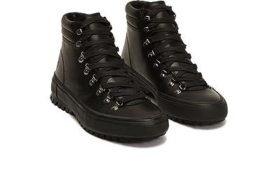 ee4c87a94 Amazon.com | FRYE 3481105 Men's Ryan Lug Hiker Boot, Black - 7.5M ...