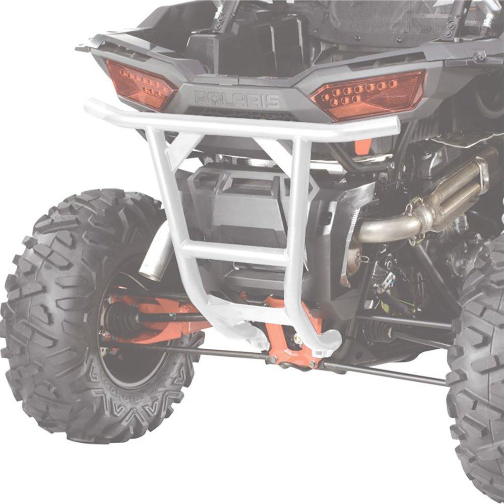 Polaris 2879450-133 White Low Profile Rear Bumper