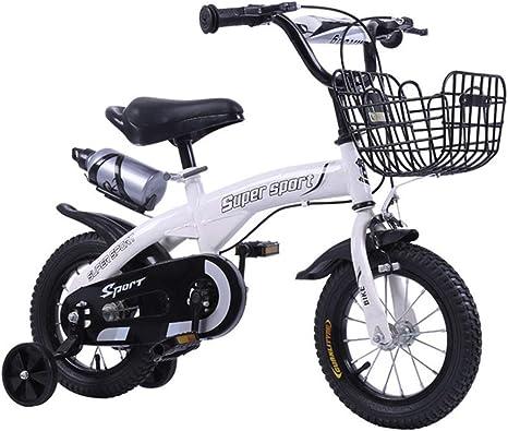 Bicicleta infantil Bicicletas for niños de 2-9 años niñas y niños ...