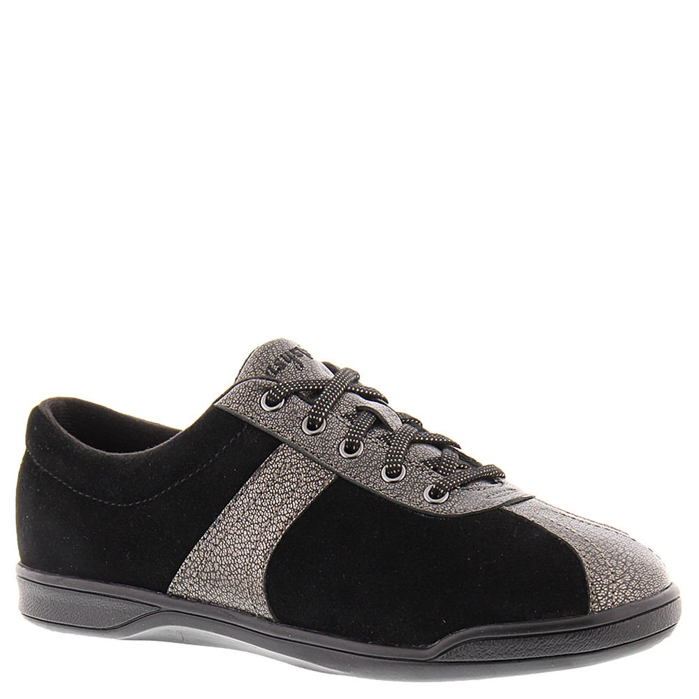 Easy Spirit ON CUE Women's Oxford B0737JWCR3 7 2A(N) US|Black-pewter