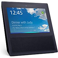 Amazon Echo First Gen Show Alexa-enabled Bluetooth Speaker with 7