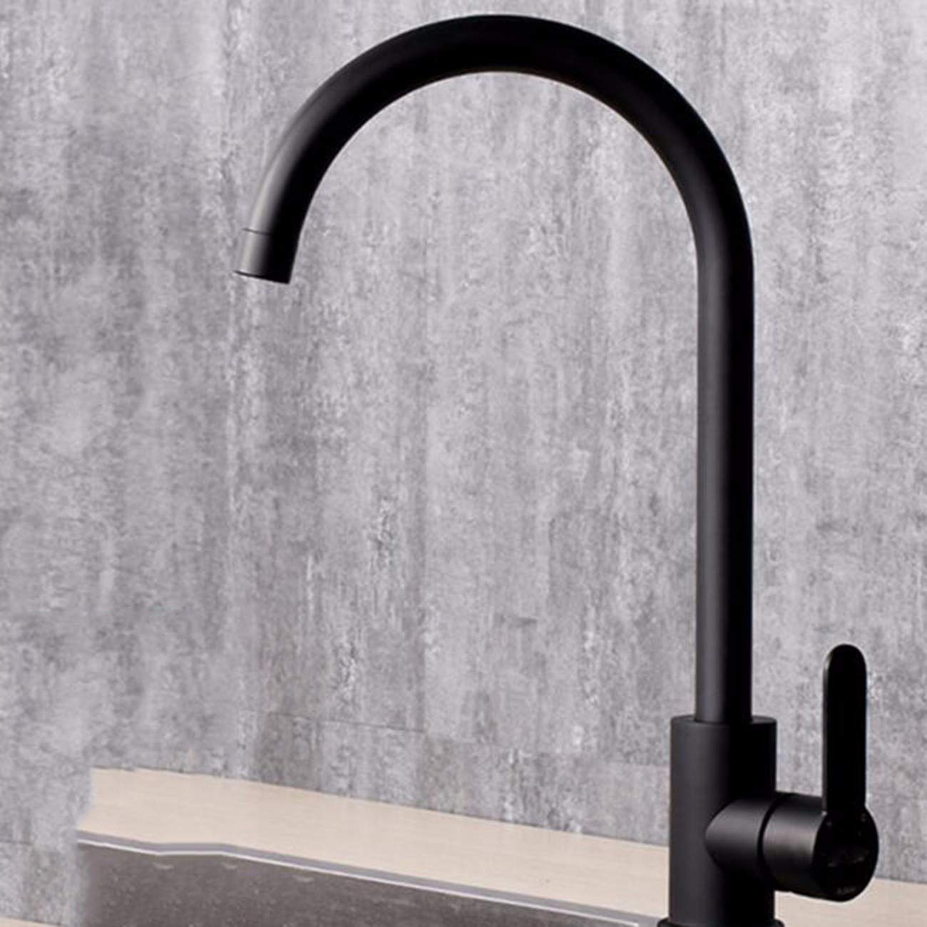 C kitchen tap Stainless Steel Kitchen Hot And Cold Water Faucets Can Be redated With High Pots On The Pots,D