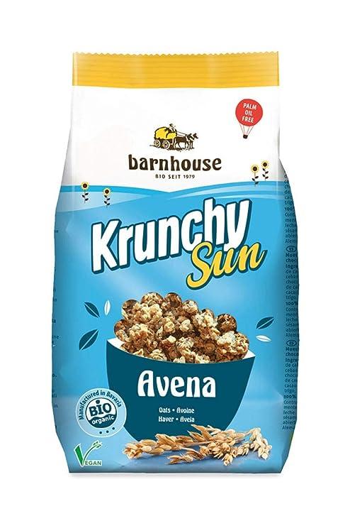 Muesli Krunchy Sun Avena Barnhouse 375 g