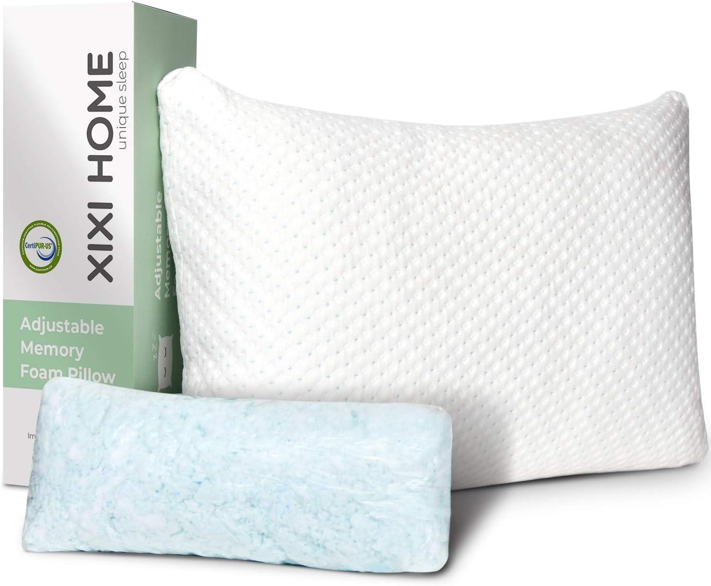 Memory pillows cover
