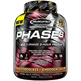 Best Protein Powder For Muscles - MuscleTech phase 8 protein powder, chocolate, 5 pound Review