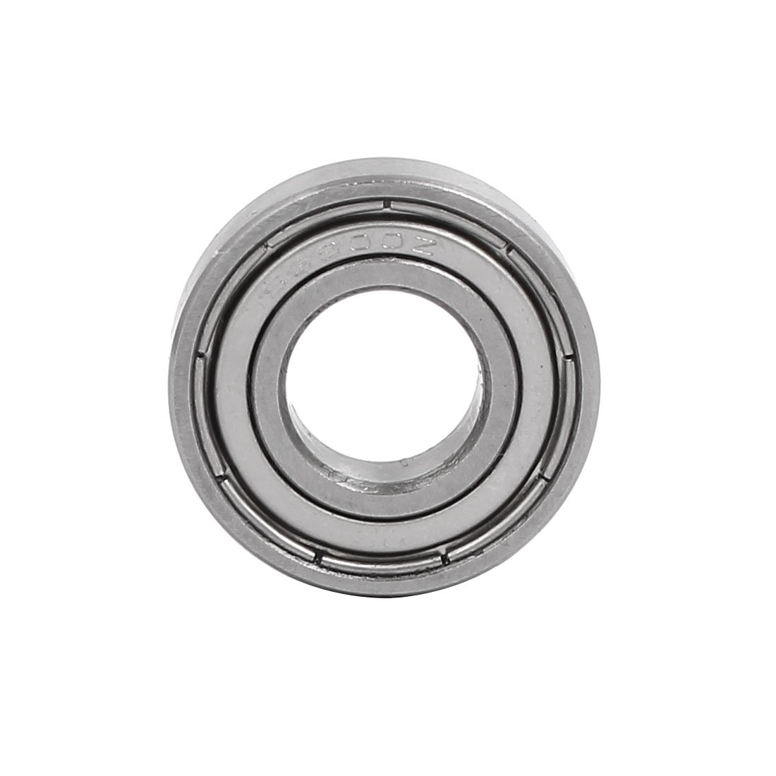 uxcell 22mmx10mmx6mm Stainless Steel Shielded Deep Groove Radial 6900 Ball Bearing
