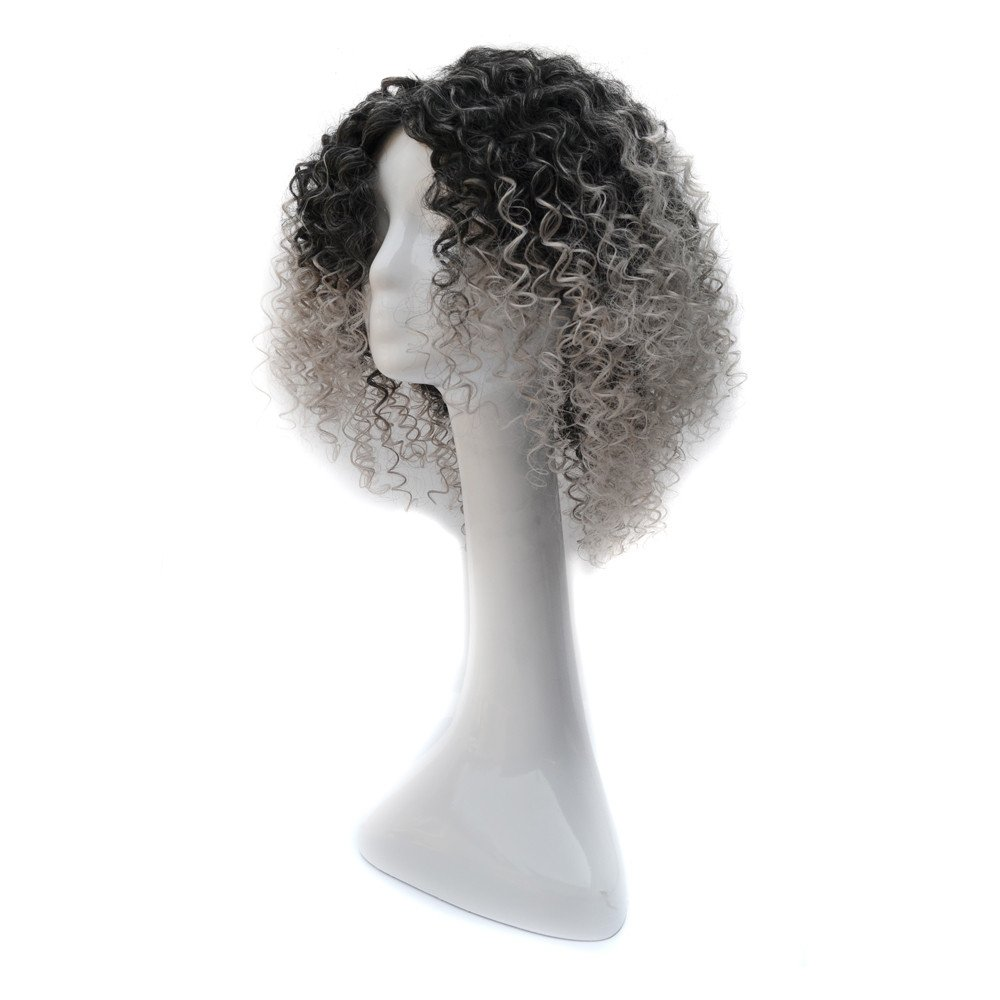 Darringls_peluca,Moda Femenina de inalámbrico de secador de ...