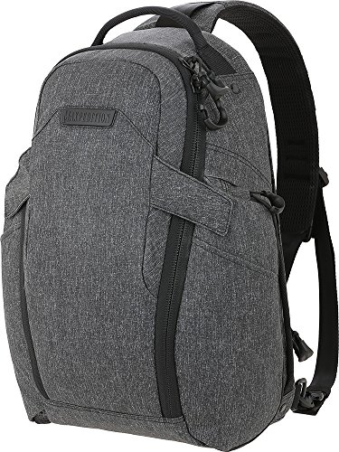 Maxpedition Gear Entity 16 CCW-Enabled EDC Sling Pack 16L for Covert Concealed Carry, -