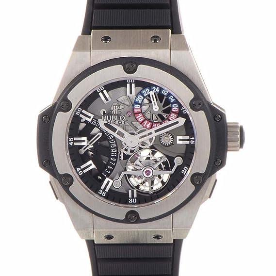 Hublot Rey potencia mechanical-hand-wind Mens Reloj (Certificado) de segunda mano: Hublot: Amazon.es: Relojes