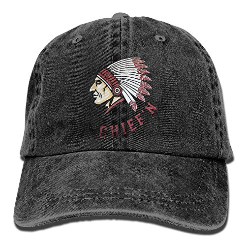 Chief Height Adjustable Single - huameijiaju Chief N Washed Retro Adjustable Cowboy Hat Gym Caps for Man and Woman
