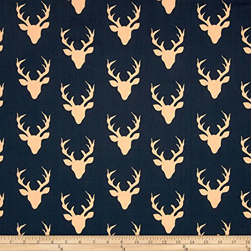 Art Gallery Woodlands Fusion Buck Forest Fabric By The Yard