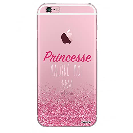 coque iphone 6 une princesse