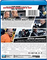 The Fate of the Furious [Blu-ray] from Universal Pictures Home Entertainment