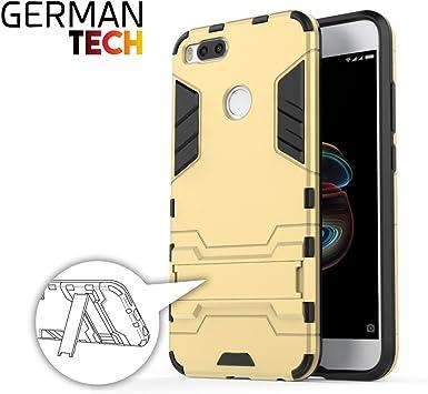 German Tech - Funda híbrida Cool Shield para xiaomi mi a1 / mi 5X ...