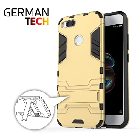 German Tech - Funda híbrida Cool Shield para xiaomi mi a1 / mi 5X - Color