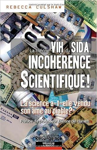 Livre gratuits Théorie VIH du sida, incohérence scientifique ! pdf ebook