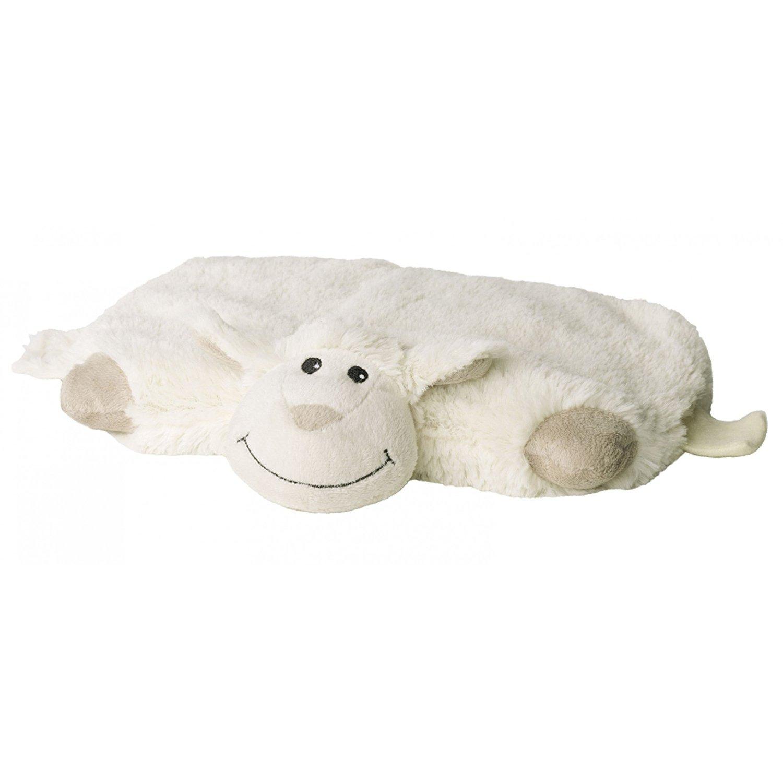 Stofftier mit Lavendel-F/üllung Warmies/®Multi W/ärmekissen Schaf