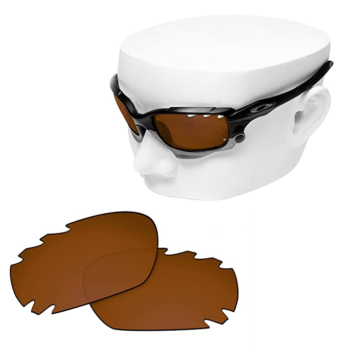 901c0ad9c0 Amazon.com  OOWLIT Replacement Lenses Compatible with Oakley Jawbone ...