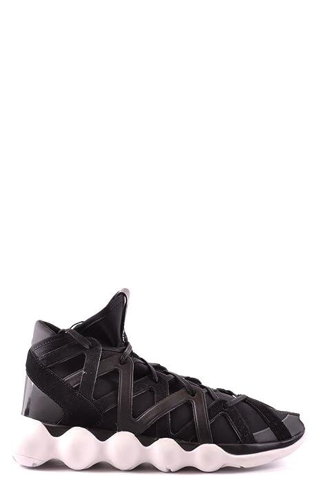 scarpe uomo adidas pelle nere