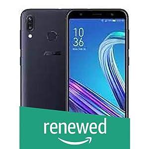 (Renewed) Asus Zenfone Max M1 ZB556KL-4A001IN (Black, 3GB RAM, 32GB Storage)