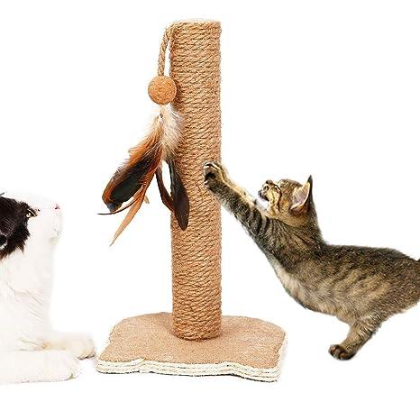 Oncpcare - Rascador para Gatos con Forma de árbol de Gatos ...