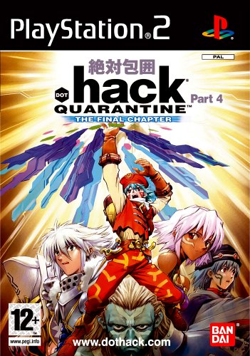 .hack, Part 4: Quarantine (European Import - PAL Format) for sale  Delivered anywhere in USA