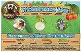 Bug Sales Caterpillar & Moth Exterminator- Trichogramma 3 Squares/12,000 Eggs