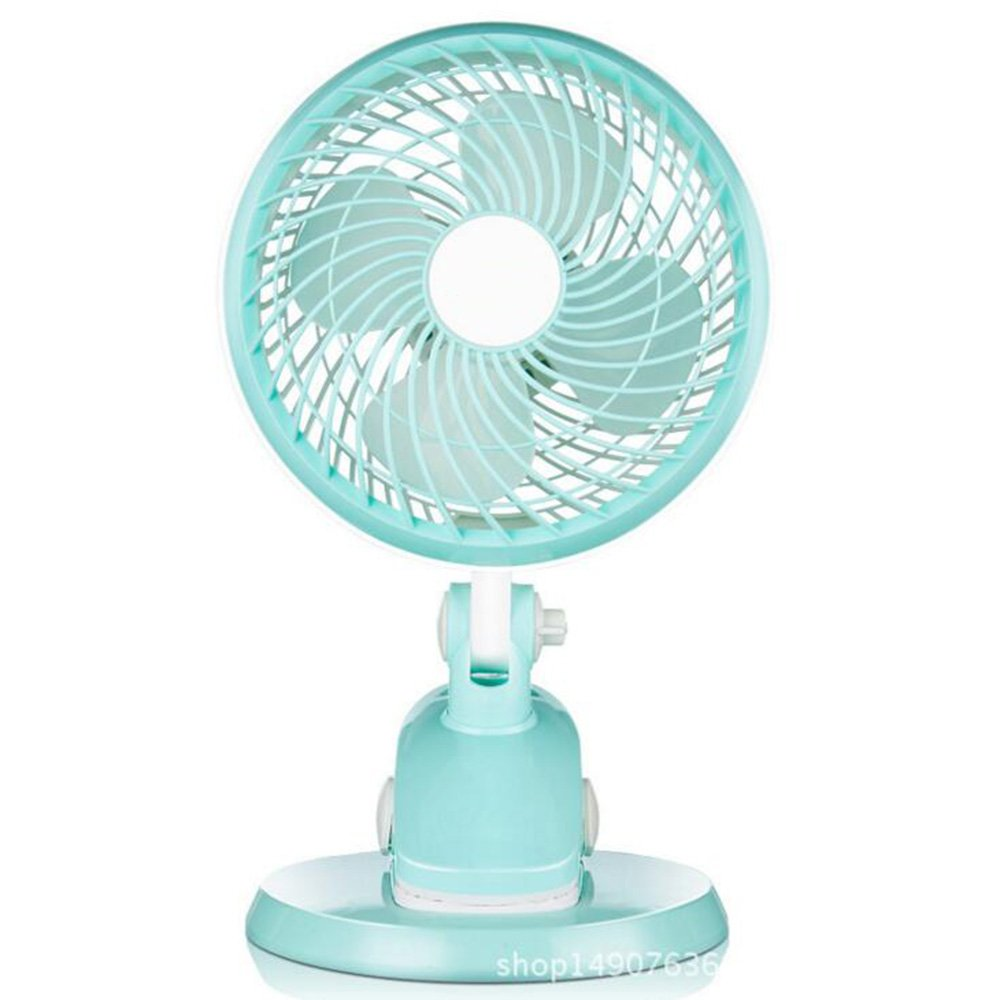 MEIDUO Fans USB 4W Clip on and Desk Fan, Personal Portable Fan for Baby Stroller,Outdoor Activity, Office