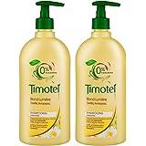 Timotei Shampoing Blond Lumière 750ml - Lot de 2