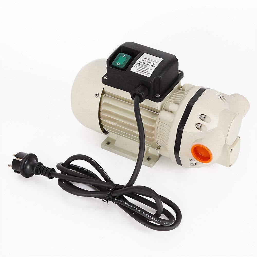 AD-Blue Pumpe Fasspumpe Membranpumpe Selbstansaugend 34L//min Anschlussst/ücke 230V
