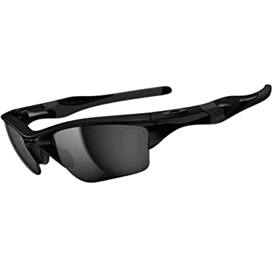 9925ac0734085 Amazon.com  Oakley Mens Half Jacket 2.0 XL OO9154-01 Iridium Sunglasses