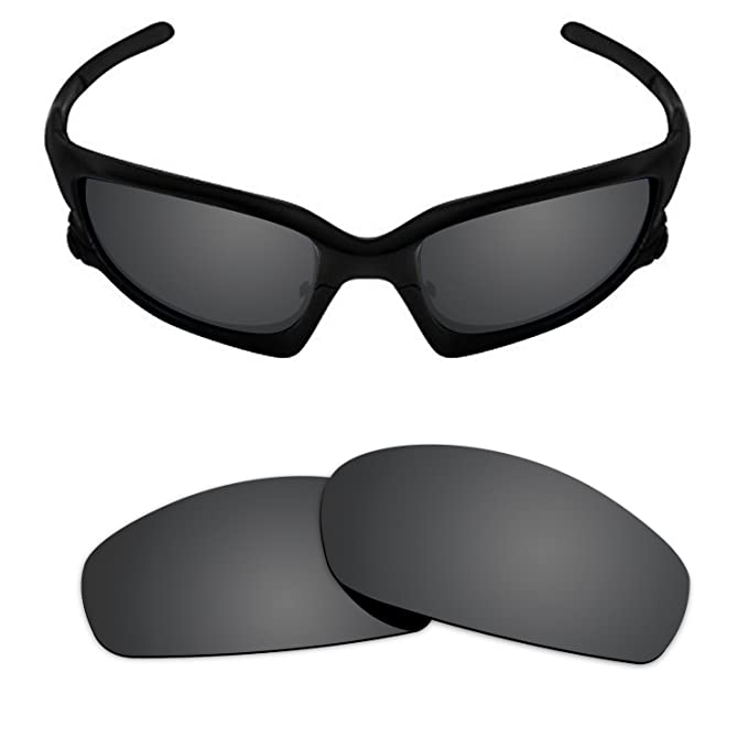 2ef88195f2 Image Unavailable. Image not available for. Color  Kygear Anti-fading Polarized  Replacement Lenses for Oakley Split Jacket Sunglasses