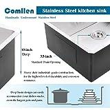 Comllen Best Quality 30 Inch 16 Gauge 10 Inch