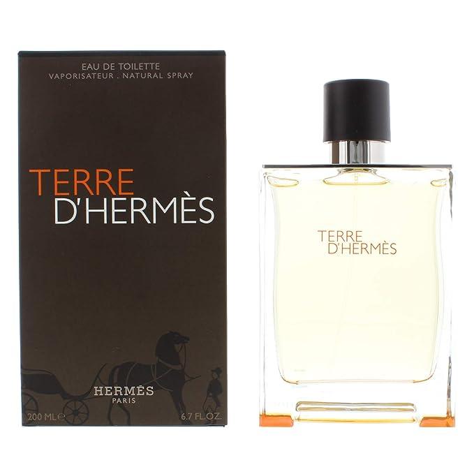 Toilette Spray 100ml Eau De For Men D'hermes Hermès Terre w8nmvN0