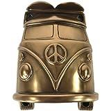 Camper van wall mounted bottle opener. Bronze finish