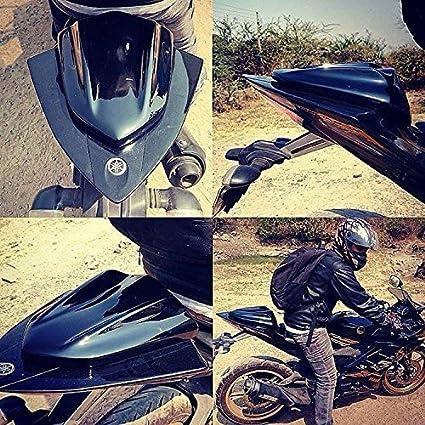 Autologue Design Yamaha R15 v2 0 Seat Cowl #2 (Blue/Black