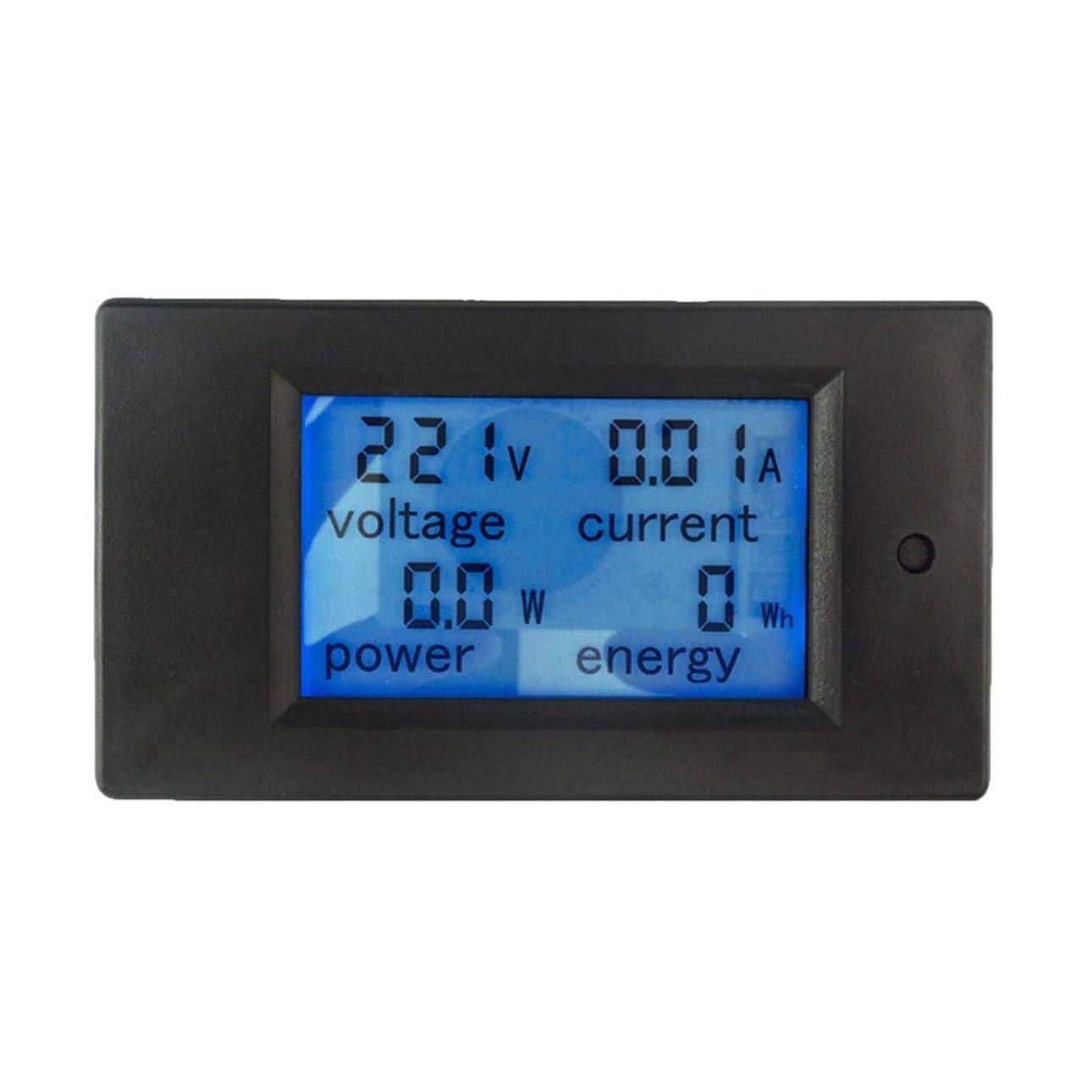 Ballylelly Digital Display LCD Corrente Tensione Power Energy tester voltmetro