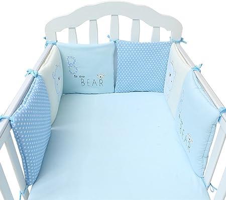 🍒 [Característica Especial] - El relleno es grueso y flexible, la protección integral del bebé. Bor