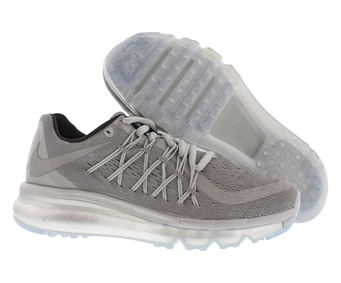 the latest 7abae 7bf41 Amazon.com   NIKE Women s Air Max 2015 Reflective Running Shoes Authentic  709014-001 (10)   Track   Field   Cross Country