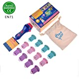 Kinder Fr/üherziehung Projektor Spielzeug Mini Taschenlampe Lernmaschine Kinder Projektionsspielzeug Kinder LED Taschenlampe Mit Projektor Projektor-Taschenlampe Spielzeug