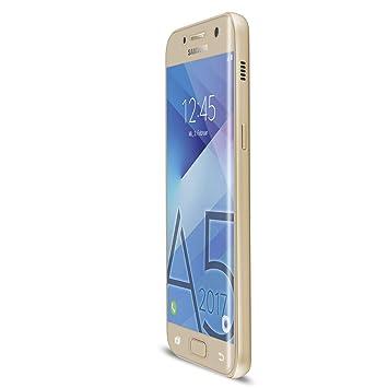 Artwizz CurvedDisplay Displayschutz-Glas für Samsung Galaxy A5 (2017) - Vollflächiges Schutzglas aus Sicherheitsglas mit höch