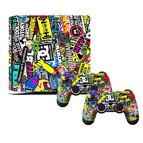 Video Game Accessories Sensible Skulls Xbox One S 7 Sticker Console Decal Xbox One Controller Vinyl Skin Promoting Health And Curing Diseases